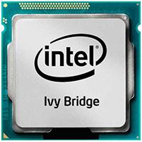 Intel 4C i5-3570 CPU